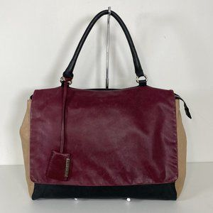 Gianni Chiarini Buttery Leather Softside Briefcase